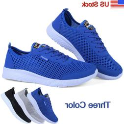 2019 Mens Mesh Water Shoes Summer Beach Surfing Garden Walki