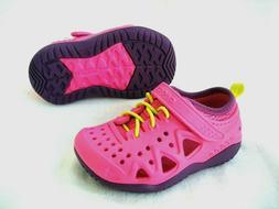crocs 204989 Unisex-Kids Swiftwater Play Shoe K Sneaker- Cho