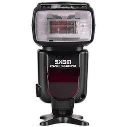 MEKE MK910 i-TTL HSS 1/8000s HSS LCD Display Speedlite Maste