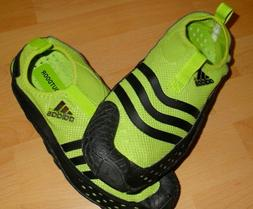 ADIDAS Mens Beach & Water Shoes Size 9  Fabrics & Rubber Col