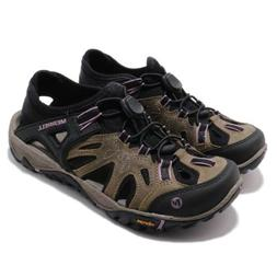 Merrell All Out Blaze Sieve Stucco Brown Black Women Outdoor