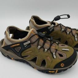 Merrell All Out Blaze Sieve Water Shoes Sport Sandals Men's