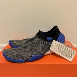 Nike Aqua Sock 360 Black Hyper Jade Blue Water Shoes Men's