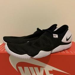 Nike Aqua Sock 360 Black White Water Shoes 885105-001 Men'