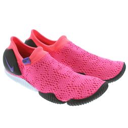 Nike Aqua Sock 360 Water Shoes Hot Punch Hyper Grape Black 8