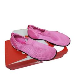 Nike Aqua Sock 360 Water Shoes Size 5Y  New Tags $50 Pink 94