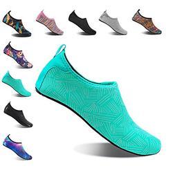 HMIYA Aqua Socks Beach Water Shoes Barefoot Yoga Socks Quick