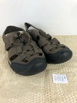 Atika AT-M106-CBN Mens 11 M Men's Sport Sandals Trail Outdoo