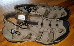 Atika AT-M106-CBN Mens 7 D Men's Sport Sandals Trail Outdoor