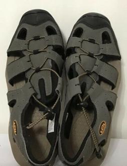 ATIKA AT-M108-GRY_Men 9 Men's Sports Sandals Trail Outdoor W
