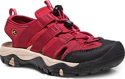 ATIKA AT-W107-WNE_Men 9 D Women's Sports Sandals Trail Outdo