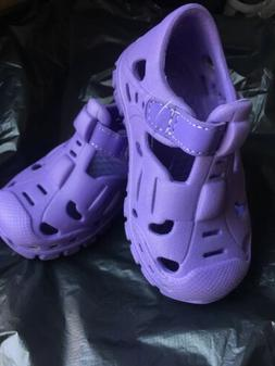 Surprize by Stride Rite Baby Girls Rider Land & Water Shoes