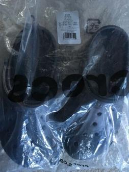 Crocs Baya Graphite SZ Women 9 Men 7 Clogs Shoes Roomy New W