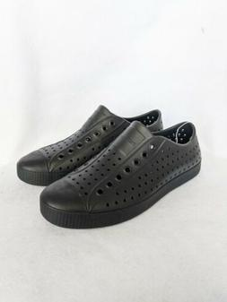 Native Black Jefferson Rubber Water Outdoor Shoes Unisex Wom