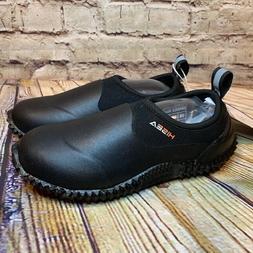 Hisea Black Waterproof Unisex Scuba Diving Water Shoes Mens