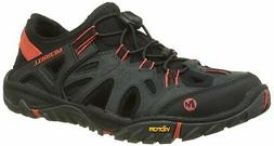 Merrell Men's All Out Blaze Sieve Water Shoes, Grey Dark Sla