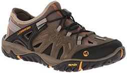 Merrell Men's All Out Blaze Sieve Water Shoe, Brindle/Butter