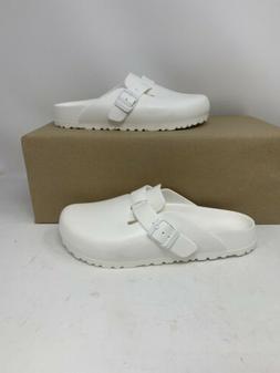 Birkenstock Boston EVA White Sandals Slides Sandal Water Sho