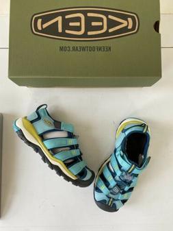 Keen Boys Girls Aqua Newport Water Shoes Sandals Size 11 New