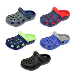 Boys Little Kid Beach Garden Clogs Water Shoes Summer Slip O