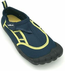 Just Speed Boys Water Shoes Adjustable Closure Quick Dry Bea