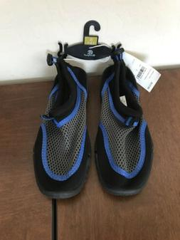 Champion Boys Water Shoes Blue/Black/Grey - Boys' Size Small