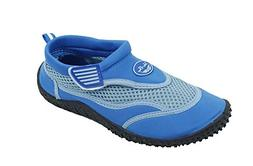 Brand New Kids Slip-On Athletic Blue Water Shoes / Aqua Sock