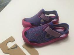 Brand New Nike Sunray Protect TD Sandal Little Girls Toddler