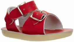 Salt Water Sandals by Hoy Shoe Sun-San-Surfer SandalRed8 M U