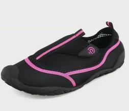 c9 Champion Women's Lucille Easy Closure Water Shoes, Black/