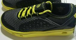 Champion C9 Ernesto Water Shoes Sneakers Boys Black Yellow G