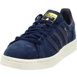 adidas Campus Mens Shoes Collegiate Navy/Reflective/Gold Met