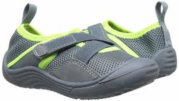 Carter's Toddler Youth Boys Grey Chartreuse Heavy Duty Water