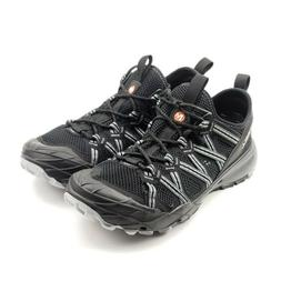 Merrell Choprock Mens Black Grey Outdoors Hiking Trail Water