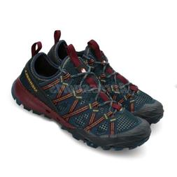 Merrell Choprock Sailor Navy Red Men Outdoors Water Hydro Hi