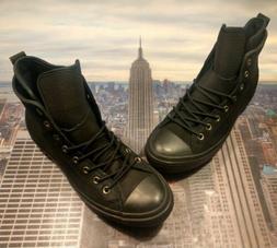 Converse Chuck Taylor All Star WP Boot Hi High Top Black/Gum