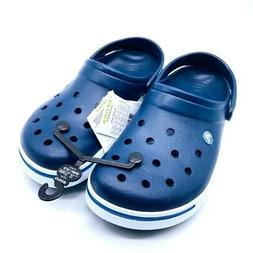 Crocs Crocband II Clog Shoes Blue Slip-On 11989-42T Unisex S