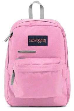Jansport Digibreak Laptop Backpack - Prism Pink