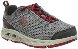 Columbia Unisex Childrens Drainmaker III Water Shoe, Grey as