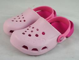 CROCS Electro Water Shoes GIRL Bubblegum/Pink Sz 10  New