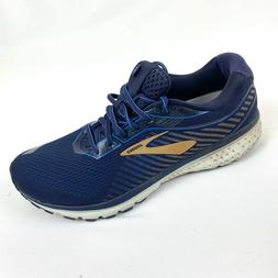 EUC Brooks Men's Running Athletic Shoes Ghost 12 Navy Deep W