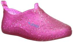 Exsqueeze Me Jelly Glitter Water Shoes Toddler Fuchsia Glitt