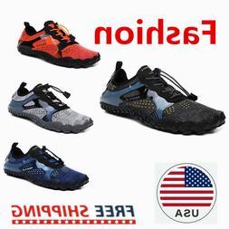 Fashion Men's Water Shoes Quick Dry Barefoot Swim Diving Sur