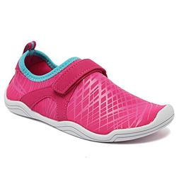 Fanture Girls & Boys Water Shoes Lightweight Comfort Sole Ea