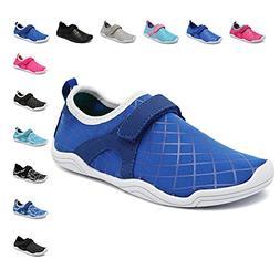 Fanture Girls & Boys Water Shoes Lightweight Comfort Sole Ea
