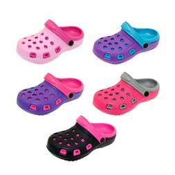 Girls Kids Beach Garden Clogs Water Shoes Summer Pool Slip o