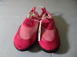 Girls Pink Water Shoes - Bobbie Brooks Girls  size: M  Brand
