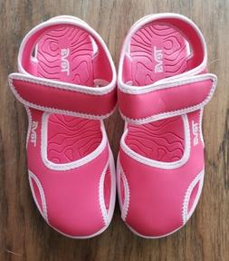 Teva Girls Tidepool Sandal Little Kid Child Youth sz 2 Pink