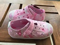 Skechers Kids 81029L GO Walk - Wavelength Athletic Sneaker