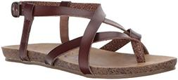 Blowfish Women's Granola Footbed Sandals  - 10.0 M